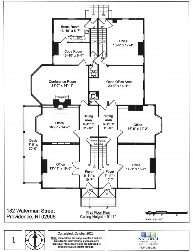 182-184 Waterman Street, Providence, RI